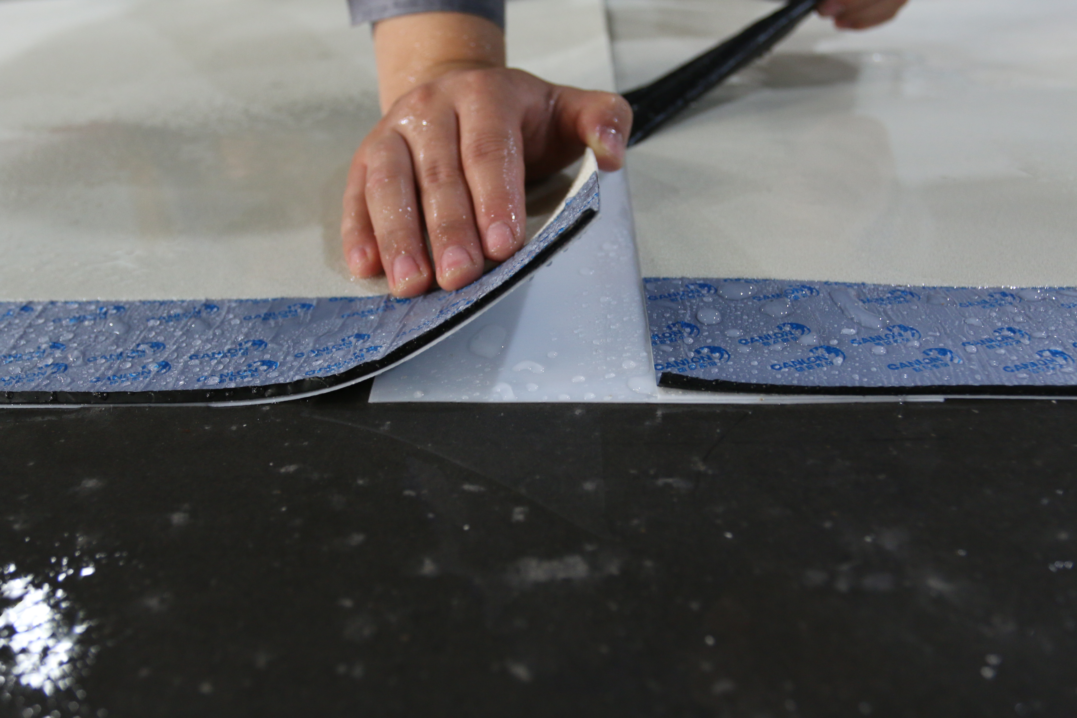 Characteristics of MBP Pro Pre-applied Waterproofing Membrane